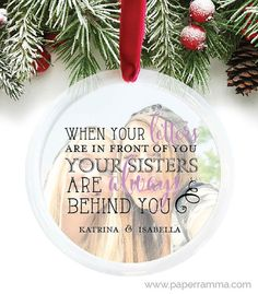 Sorority christmas gifts pinterest