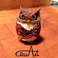3D pen Lucky Charm Owl  https://m.youtube.com/watch?v=_NirrvNElSk