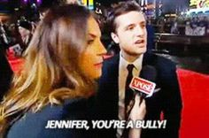 Josh! Don't be mean!