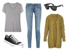 Le genre de tenu que je porterais aujourd'hui.  via http://polienne.blogspot.ca/