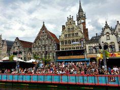 music festivals in belgium