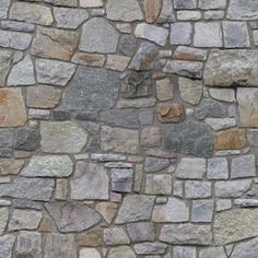 Texture Other stone stone wall Stone Tile Texture, Tiles Texture, 3d Texture, Paving Texture, Brick In The Wall, Brick And Stone, Stone Walls, Hillside Landscaping, Wall Patterns