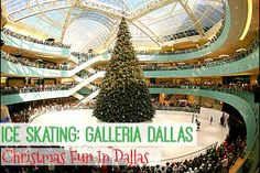 Christmas in Dallas | Christmas activities in Dallas | Things to do in December in Dallas