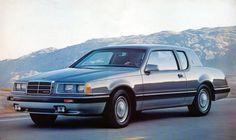 Curbside Classic: 1988 Mercury Cougar LS Bostonian Edition ...