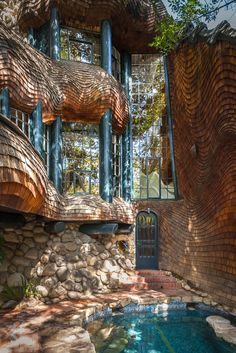 Whale House by Michael Carmichael 999 Andante Road