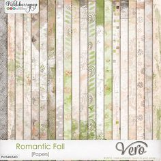 Romantic Fall [Papers] By Vero