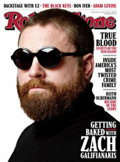 Zach Galifianakis on the June 23, 2011 cover. #longreads
