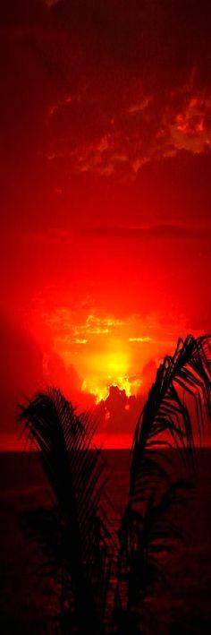 Jamaican Sunset. HERMOSO, MUY HERMOSO.