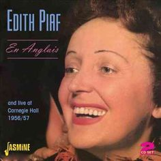 "EU-only two CD collection. A deeply intense, dramatic and harrowing singer, Edith Piaf - known as ""The Little Sparrow"" - was France's biggest star for nearly 30 years from the mid-'30s to her untimely"