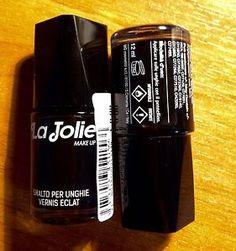 La Jolie Smalto Professionale 12ml Black | eBay