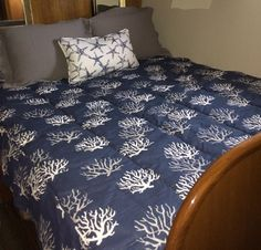 94 Best Custom Boat Bedding Images In 2019 Boat Beds Boating Bed