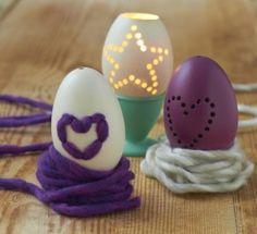eieren om te borduren