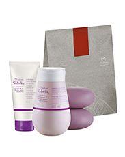 Presente Natura Tododia Amora e Amêndoas - Sabonete em Barra + Desodorante Hidratante + Creme para as Mãos + Embalagem