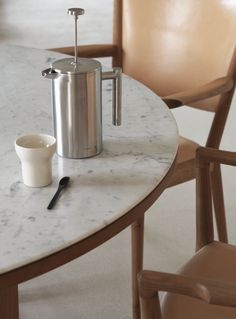 Coffee moments - John Pawson's Life House for Living Architecture - a holiday home designed for moments of calm and reflection