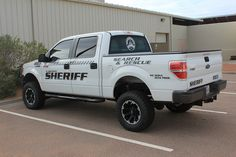 this will be mine! Ford F-150 Raptor Police Truck