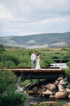 Lauren + Brad | Calluna Events | Ali Vagnini Photography | Devil's Thumb Ranch | Colorado Wedding