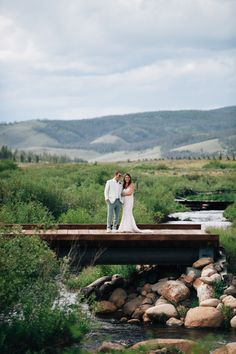 Lauren + Brad | Calluna Events | Ali Vagnini Photography | Devil's Thumb Ranch | Colorado Wedding