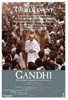 Gandhi { 1982 } Oscar for Best Picture