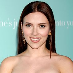 Scarlett Johansson's Changing Looks - 2009  - from InStyle.com