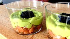 Vasitos de salmón con aguacate - Join Tutorial and Ideas Salmon Y Aguacate, Good Food, Yummy Food, Little Chef, Healthy Life, Keto Recipes, Food And Drink, Easy Meals, Appetizers