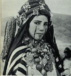 Berber girl.