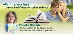 """Diese Woche steht bei buecher.de unter dem Motto """"Wir lieben lesen..."""". 5 Buchflüsterer sind zum Thema Lesen befragt worden. https://www.facebook.com/photo.php?fbid=10153781506443356"""