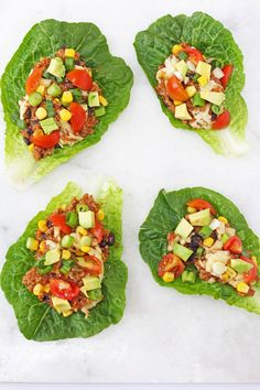 Slow Cooker Quinoa Lettuce Cups Recipe | Healthy Ideas for Kids