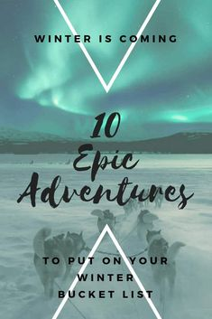 Europe winter tours – 10 Epic adventures to put on your winter bucket list - travel Travel Tours, Europe Travel Tips, Travel Advice, Travel Guides, Travel Destinations, Winter Destinations, Europa Im Winter, Voyage Europe, Winter Travel