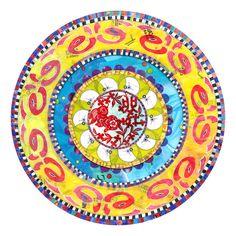 Virginia Fleck, 'Power Flower Mandala,' 2013, Nancy Hoffman Gallery