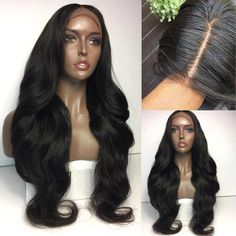 Vanessa Queen Synthetic Hair Wig Products Long Wavy Synthetic Lace Front Wig Heat Resistant 28Inch