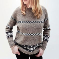 Strikdesign | Designer Sanne Fjalland