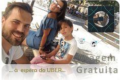 Viagem gratuita na UBER, segue o link