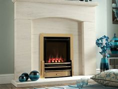 The Kinder Nevada HE High Efficiency gas fire is a slimline high efficiency gas fire with an incredible net efficiency and maximum heat output of Flueless Gas Fires, Gas And Electric, Living Environment, Stoke On Trent, Nevada, Contemporary, Brass, Design, Home Decor