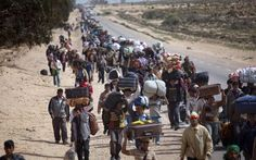 Sírios com formação acadêmica estão fugindo para a Europa - http://controversia.com.br/21400