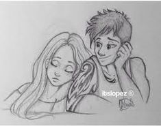 Love art, drawings of couples, cute couple drawings, cute sketches of Tumblr Drawings, Pencil Art Drawings, Art Drawings Sketches, Pencil Art Love, Cartoon Drawings Of People, Disney Drawings, Drawing People, Cute Couple Sketches, Love Drawings Couple