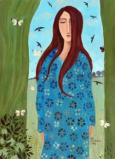 Another pajama day; Dee Nickerson