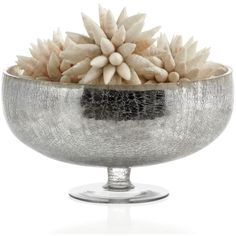 Haversham Bowl (€32) ❤ liked on Polyvore featuring home, home decor, decor, deco, filler and flowers