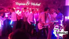 Orquestas para bodas  y fiestas kalifornia. 2 de Mayo 2015, Marbella