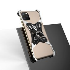 Fashion bumper metal case case with finger-ring stand for Apple iPhone 11 / 11 Pro /11 Pro Max.   for retail sales, please click the link as below to put the order directly.  for wholesale, please contact us by email: yeshixie@foxmail.com or Wechat: Yeshi3C.  thanks Iphone 11, Apple Iphone, Iphone Cases, Ring Stand, Ring Finger, Cool Stuff, Stuff To Buy, Shells, Retail