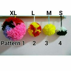 I'm selling [ PO ] Personalised Pom Poms!! for $1.00. Get it on Shopee now! http://shopee.sg/de_utopia/4189256 #ShopeeSG