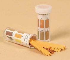 pH Test Strips. $6.50, via Etsy.
