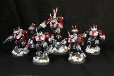Warhammer 40K Tau Empire Army 2000 Points FORGEWORLD Model Pro Painted | eBay