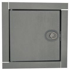 Elmdor 24 in. x 24 in. Fire Rated Metal Wall Access Panel-FR24X24PC-RTL - The Home Depot