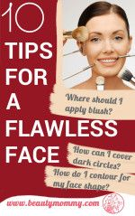 The road to a flawless face starts with a little know how and the right products. Here, 10 top makeup artists share their tips for easy, perfect makeup! Beauty Tips For Face, Beauty Hacks, Diy Beauty, Beauty Secrets, Beauty Products, Skin Care Regimen, Skin Care Tips, Blush Application, Top Makeup Artists