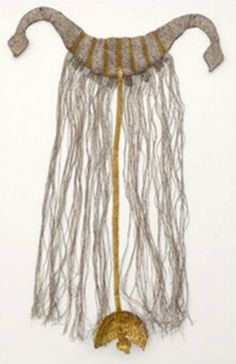 Unique crochet jewelry from Ruth Nivola