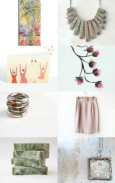 Finally Friday Finds by kathleen lee on Etsy--Pinned with TreasuryPin.com