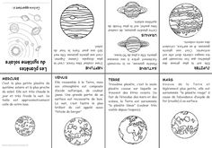 découverte du monde, questionner le monde, espace, matière, système solaire, planètes, lapbook, CP, CE1, CE2, CM1, CM2, cycle 2, cycle 3, teacher, teaching, freebies, planets, moon, rotation, revolution Sciences Cycle 3, Grade 2 Science, French Classroom, Primary Education, Teaching French, Science For Kids, Solar System, Homeschool, Cycle 2