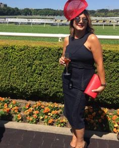 What I wore today – Sydney Spring Carnival Epsom Day at Royal Randwick Race Day Outfits, Spring Carnival, What I Wore, Racing, How To Wear, Running, Auto Racing