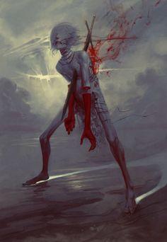 creaturesfromdreams: Angelarium by Peter Mohrbacher —-x—- More:...