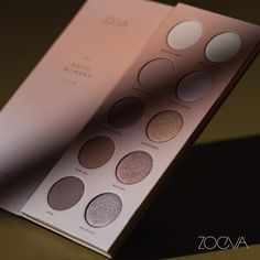 "6,186 Me gusta, 76 comentarios - ZOEVA (@zoevacosmetics) en Instagram: ""A moment in time. Embrace the beauty of now with The Basic Moment Eyeshadow Palette, featuring a…"""